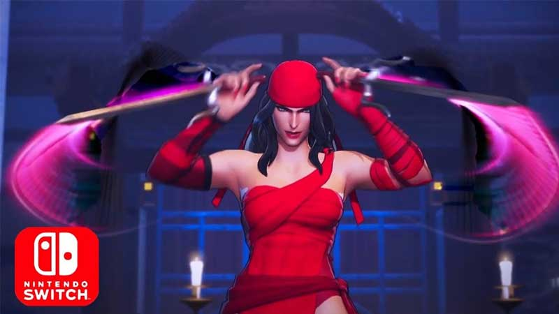 Unlock Elektra in Marvel Ultimate Alliance 3