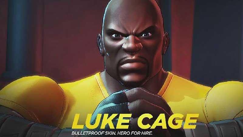 Unlock Luke Cage in Marvel Ultimate Alliance 3