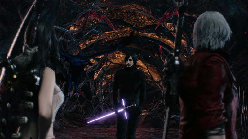 How To Install Kylo Ren Mod In Devil May Cry 5 - DMC Mod Guide