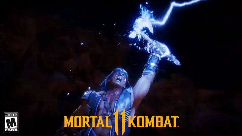 Nightwolf Is The Latest Character To Join The Mortal Kombat