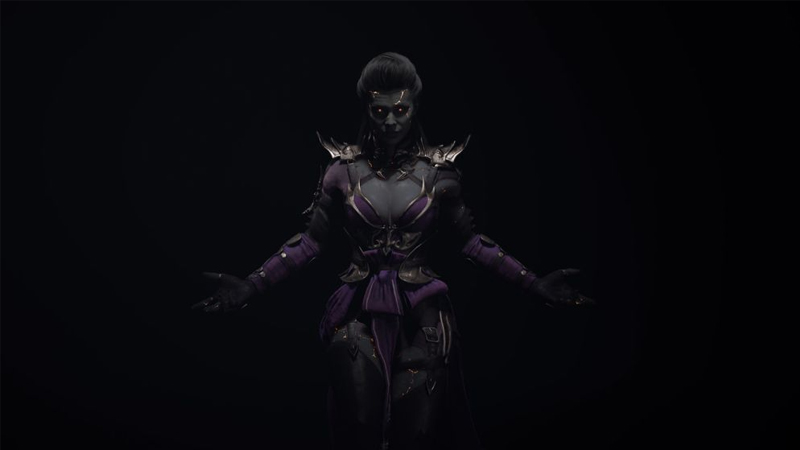 Sindel is the newest character to be released via DLC for Mortal Kombat 11, check her out as she will certainly bring another dimension to the game