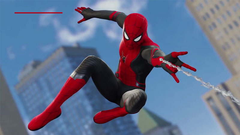 How To Get Spider-Man Far From Home Suite In Spider-Man PS4