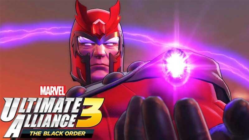 Unlock Magneto in Marvel Ultimate Alliance 3