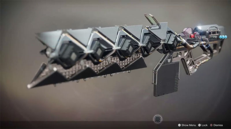 Get Sleeper Simulant Exotic Linear Fusion Rifle In Destiny 2