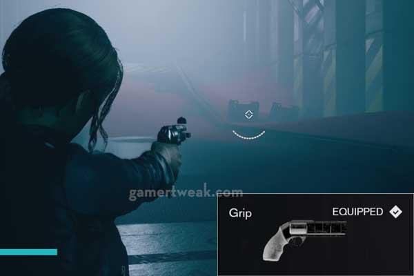 Control Grip Screenshot