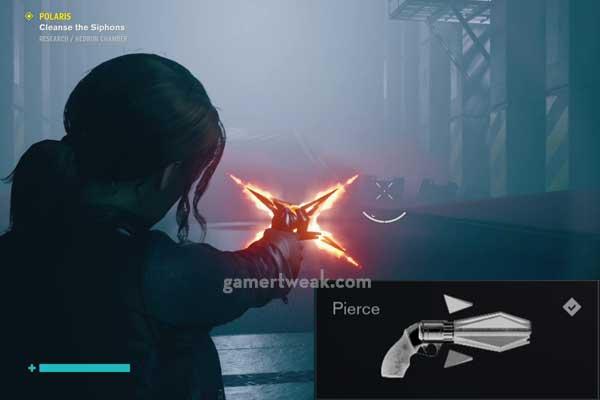 Control Pierce Screenshot