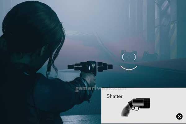 Control Shatter Screenshot