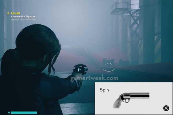 Control Spin Screenshot