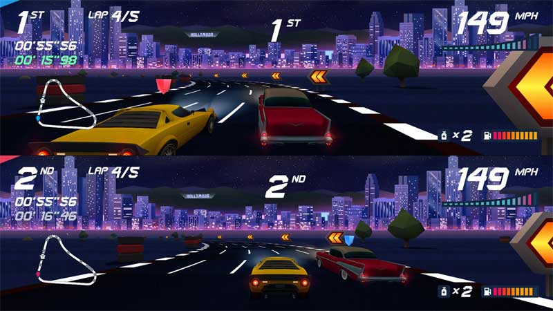Horizon Chase Turbo Multiplayer Guide