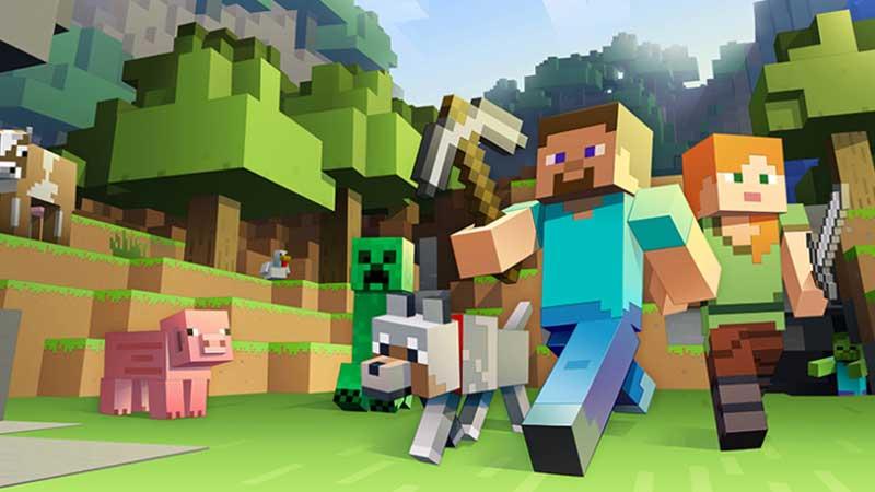 Minecraft Game Modes