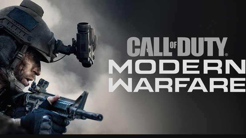 COD Modern Warfare Alpha