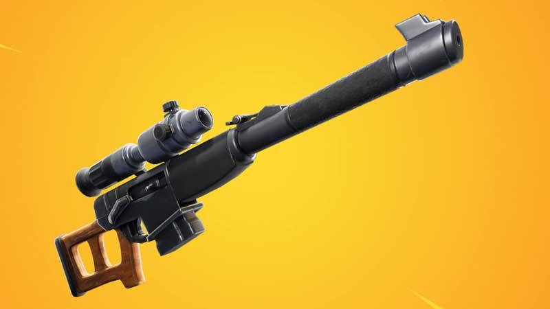 Unlock Automatic Sniper Rifle Fortnite