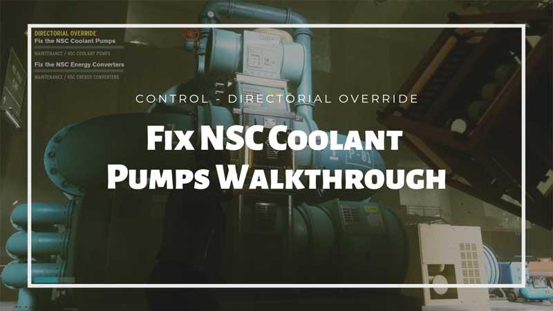 Fix Coolant Pump Walkthrough