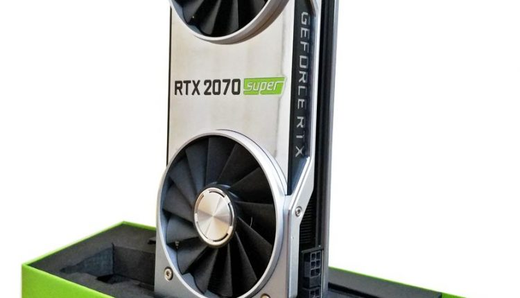 Nvidia Geforce RTX 2070 FE Review