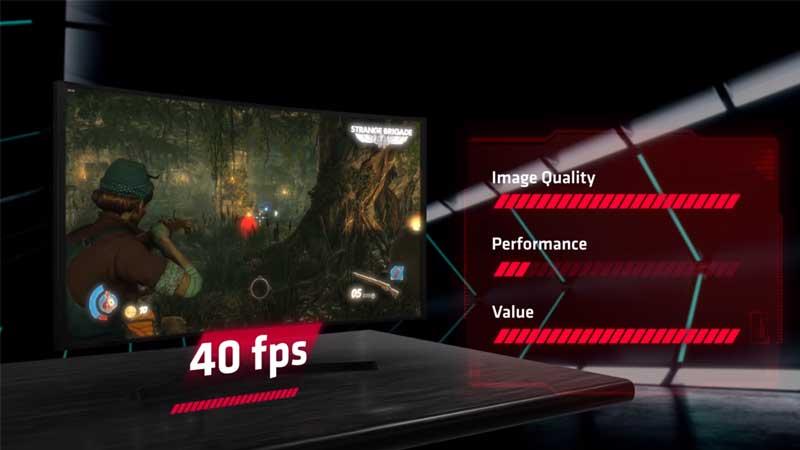 Amd Brings Hyper Realistic Visuals To Select Radeon Rx 500 And Rx 400 Series Gpus With Radeon Image Sharpening Gamer Tweak