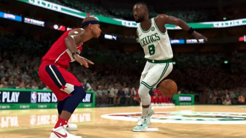 NBA 2K20 Fake Pass