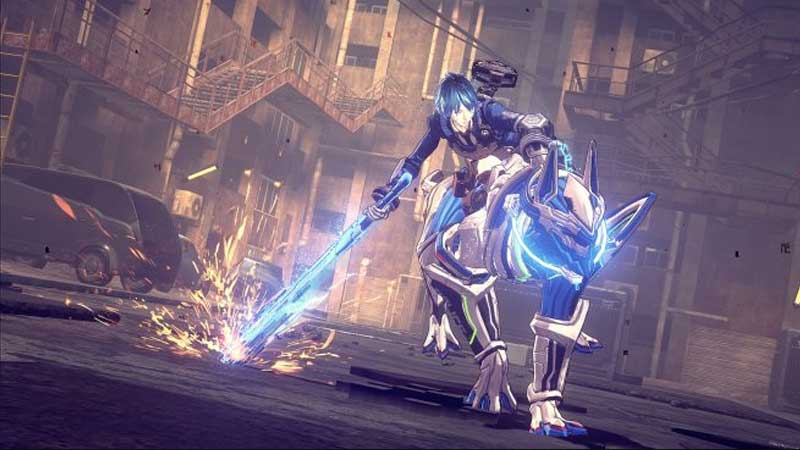 Astral Chain Unlock Aether