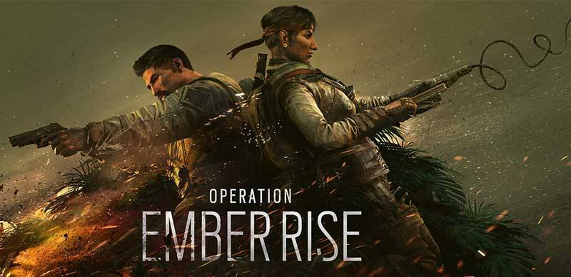 Operation Ember Rise