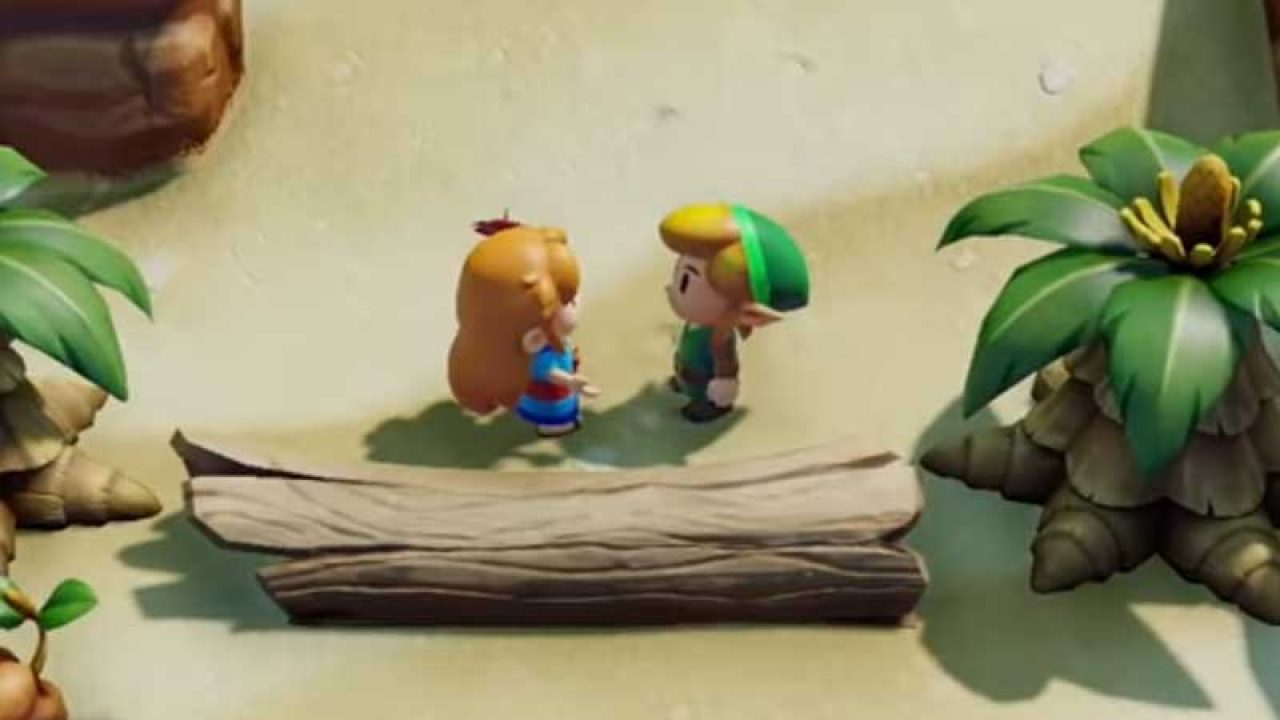 Where To Find Marin After Animal Village In Link S Awakening