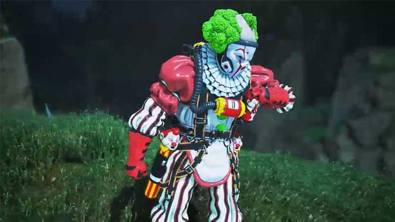 apex legends halloween update