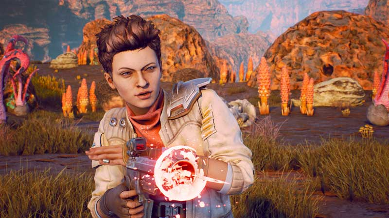 Outer Worlds Best Weapons