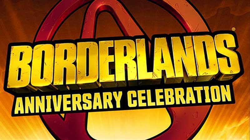 Borderlands 10 Year Event