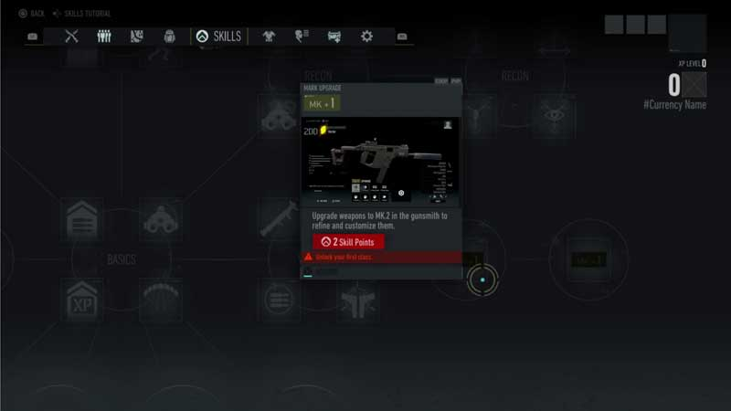 Ghost Recon Breakpoint Skills Guide