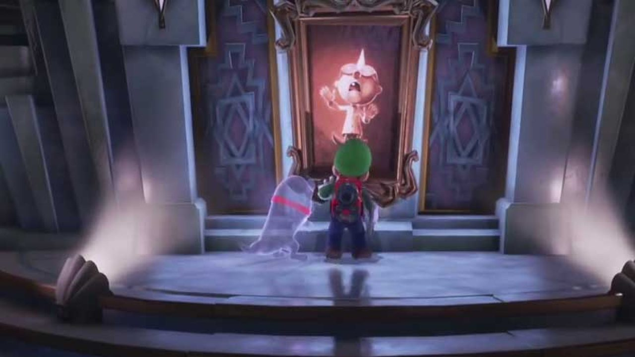 Luigi S Mansion 3 Walkthrough Unlock Poltergust Lab