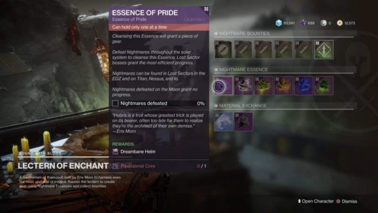 destiny 2 where to find nightmares in lost sectors location guide find nightmares in lost sectors