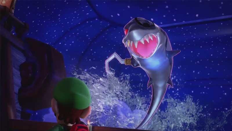 Defeat Captain Fishook
