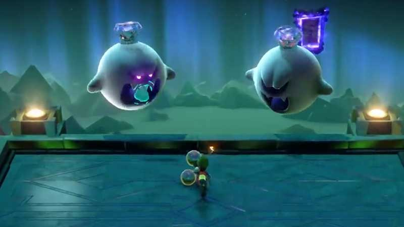 How To Defeat King Boo Ghost Boss In Luigi S Mansion 3