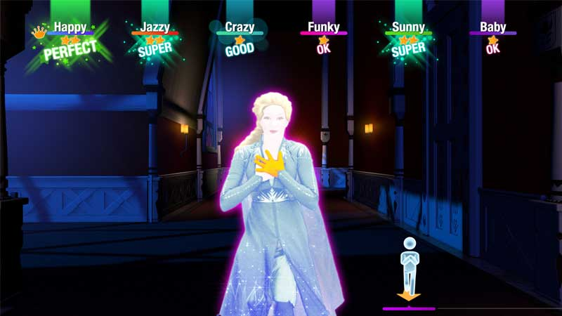 Just Dance 2020 Frozen 2
