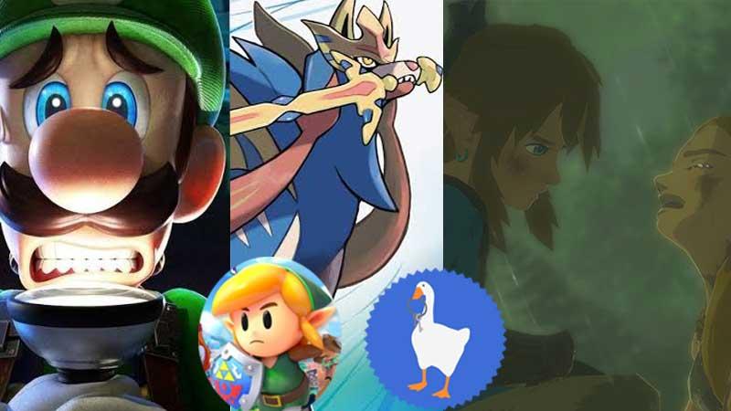 Top Nintendo Switch Games 2019