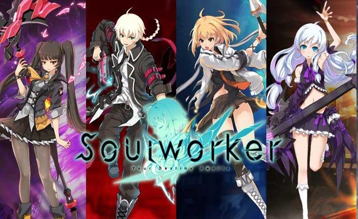 Best Anime MMORPG List
