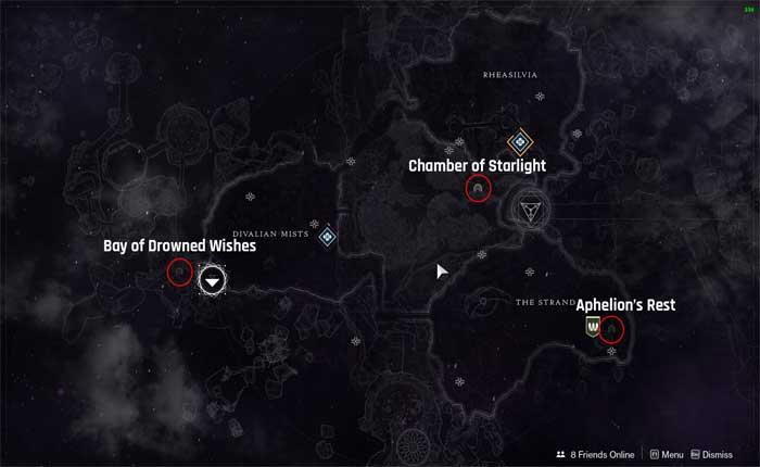 Dreaming City Lost Sectors
