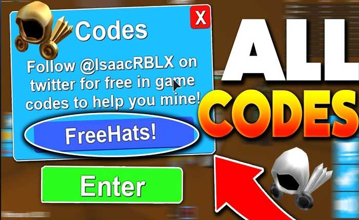 Updated And Active Roblox Mining Simulator Codes January 2020