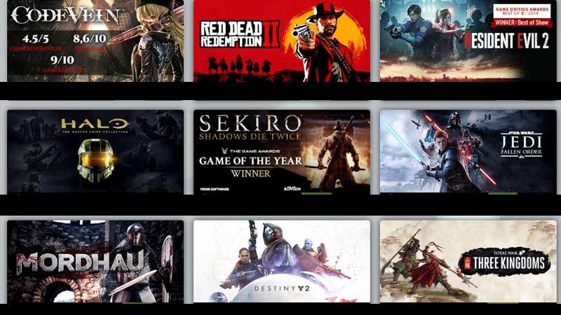 Best New PC Games 2019 - Steam