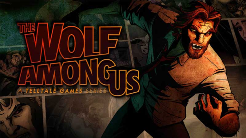 Download The Wolf Among Us for free