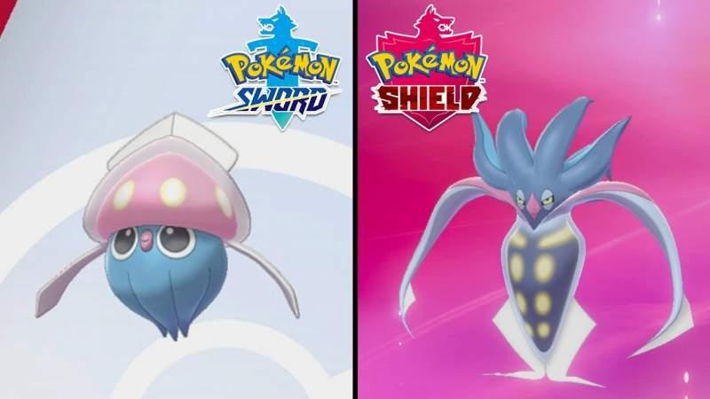 evolve inkay pokemon sword shield