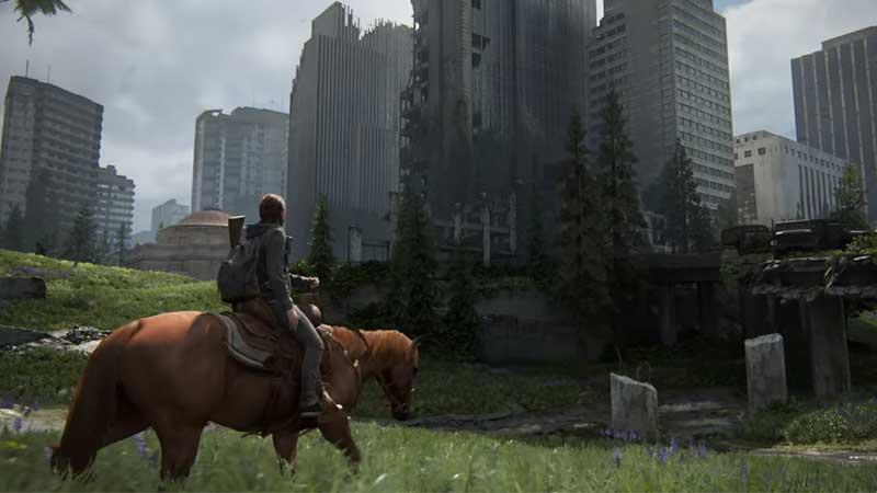 Last of Us 2 new Trailer