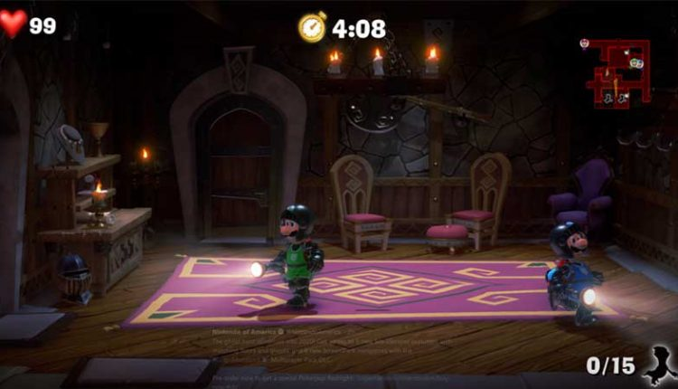 Luigis Mansion 3 Multiplayer DLC
