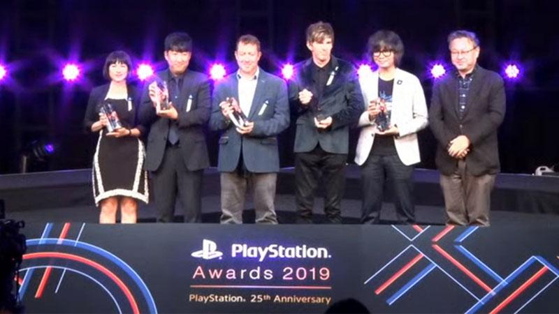 PlayStation Awards 2019 - Indie Winners