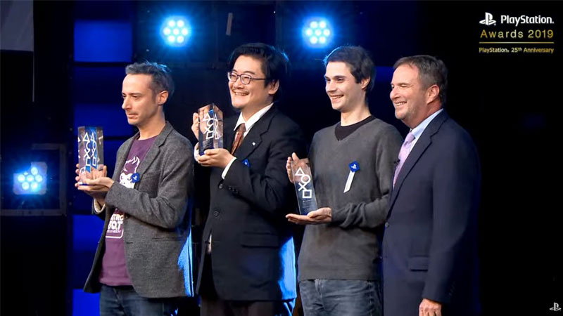 PlayStation Awards 2019 - VR Winners