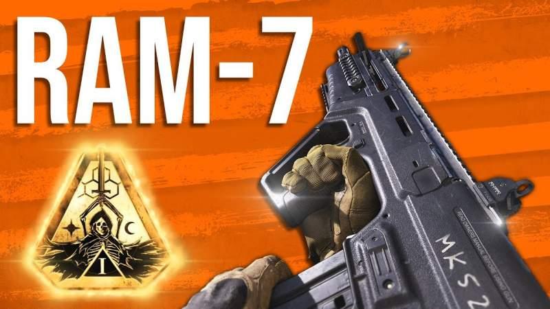 ram 7 location call of duty modern warfare