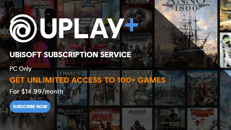 Video Game Subscription
