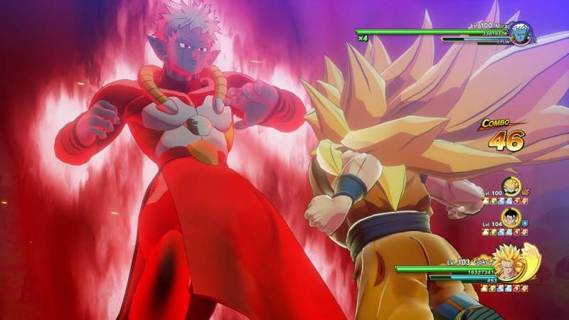 Fight and Defeat Mira Fast in Dragon Ball Z Kakarot
