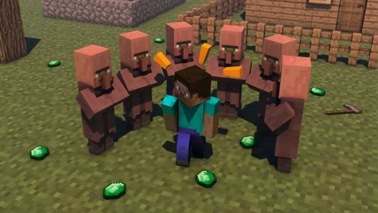 Villagers changing job guide: How to change villager jobs In Minecraft