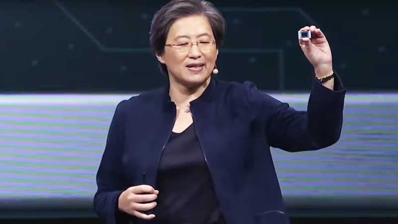 AMD Ryzen 4000 Series processor