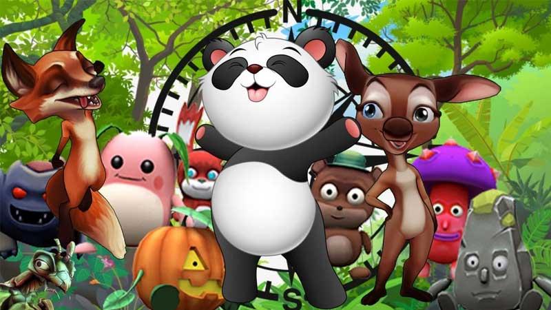 Xbox Animal Friends Adventure