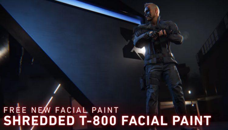 Breakpoint T-800 Event Rewards